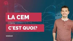 webinar CEM