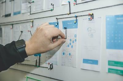 planning projet IoT
